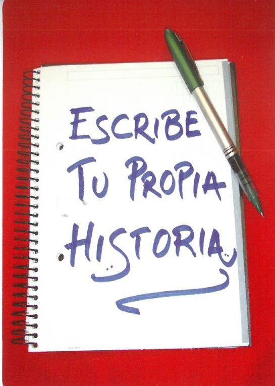 Escribe tu propia historia