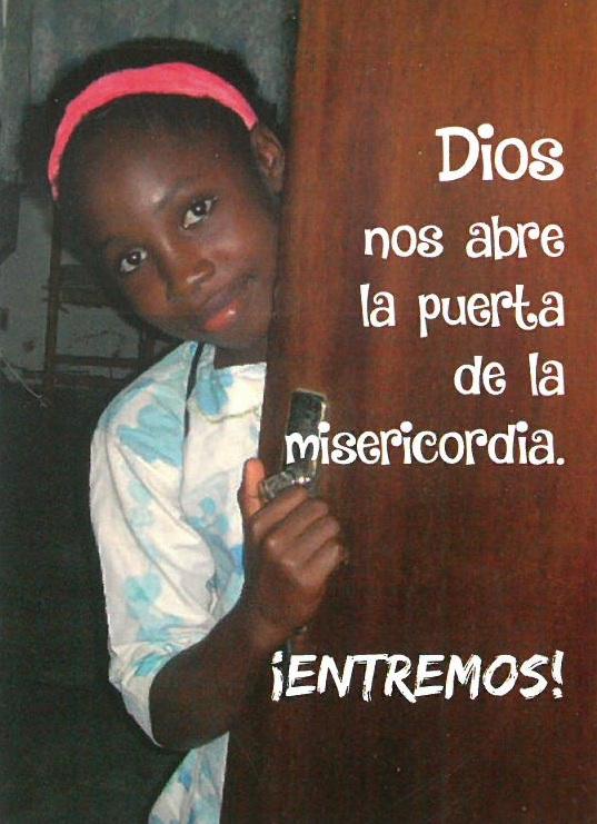 Dios nos abre la puerta de la misericordia