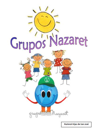 Cuaderno  Grupos Nazaret