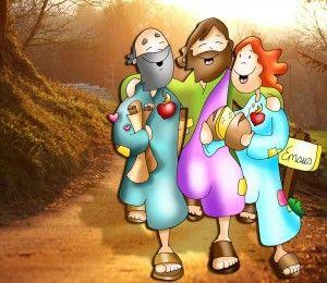 Jesús, la Buena Noticia del Padre, está vivo entre nosotros