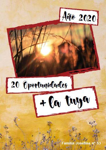 20 Oportunidades + ¡la tuya!