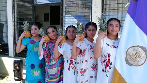 Jóvenes de Oaxaca