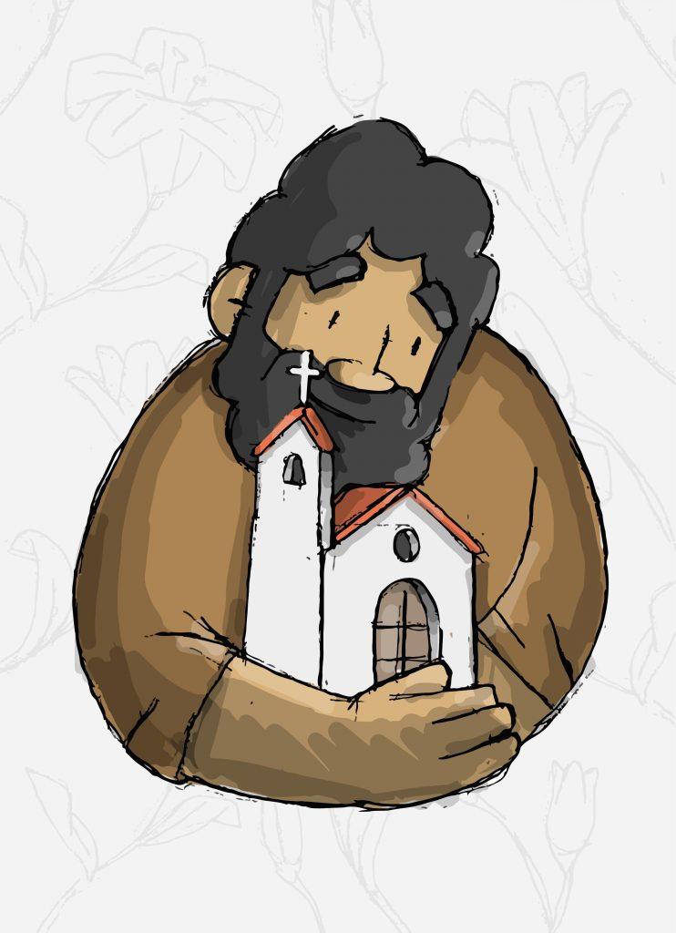 San José, custodio de la Iglesia