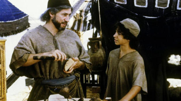 Con José, el carpintero
